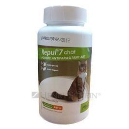 REPUL 7 cat repelentní pudr - 150g