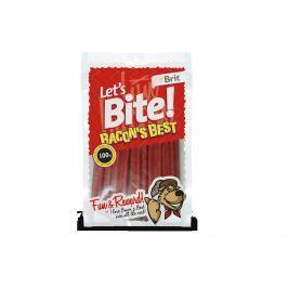 BRIT let's bite dog BACON'S BEST - 105g/5ks
