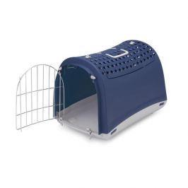 Transportní box ARGI CABRIO modrá 50x32x34,5cm - 1ks