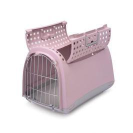 Transportní box ARGI CABRIO růžová 50x32x34,5cm - 1ks