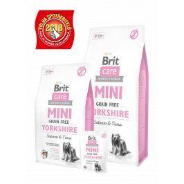 BRIT CARE dog MINI GF YORKSHIRE - 400g