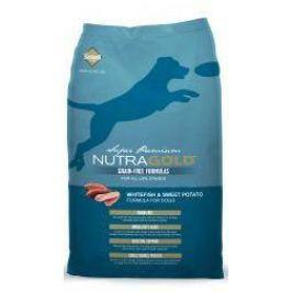 NUTRAGOLD GF WHITEFISH/sweet/potato - 13,6kg