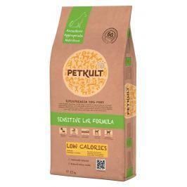 PETKULT dog LOW CALORIES lamb - 3x12kg + FRISBEE ZDARMA