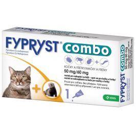 antiparazitní spot-on FYPRYST COMBO - kočka