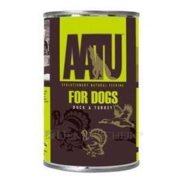 AATU dog konz. DUCK / TURKEY - 400g