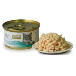 BRIT CARE cat konzerva 80g KITTEN CHICKEN