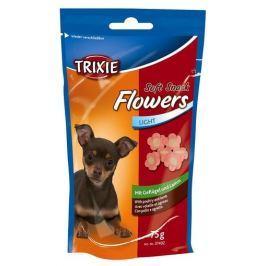 Trixie pochoutka dog FLOWERS 75g
