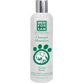MENFORSAN horse PŘÍRODNÍ šampon s biotinem - 1l