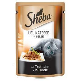 SHEBA DELIKATESSE 85g - Kuřecí