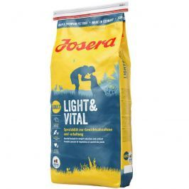 JOSERA dog LIGHT vital - 15kg