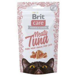 BRIT CARE cat SNACK MEATY TUNA - 50g