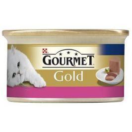GOURMET GOLD jemná paštika HOVĚZÍ - 85g
