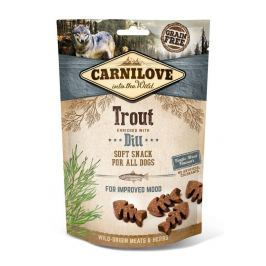 CARNILOVE dog TROUT/dill - 200g
