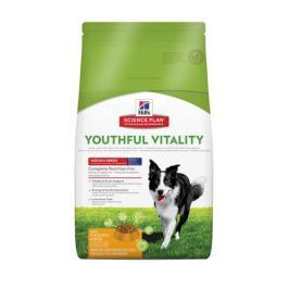 Hills 7+ YOUTHFUL vitality MEDIUM - 750 g