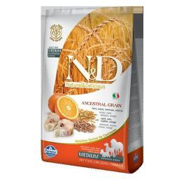 N&D dog LG ADULT CODFISH / ORANGE - 800g