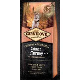 CARNILOVE PUPPY large SALMON/turkey - 1,5kg
