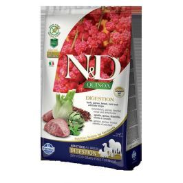 N&D dog GF QUINOA DIGESTION LAMB - 800g