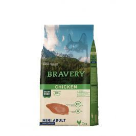 BRAVERY dog ADULT mini CHICKEN - 2 kg
