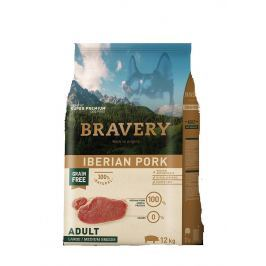 BRAVERY dog ADULT large / medium PORK - 4 kg