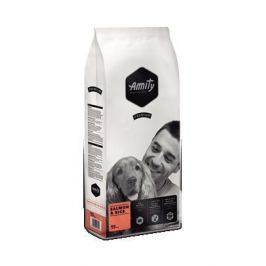 AMITY premium dog SALMON / rice - 15 kg