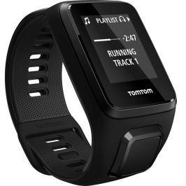 TomTom Spark 3 Cardio + Music + Bluetooth sluchátka S (121-175 mm)