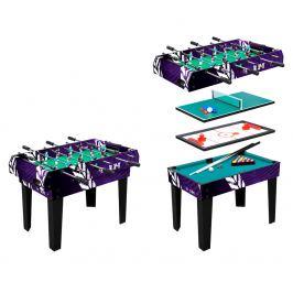 WORKER Hrací stůl 4v1
